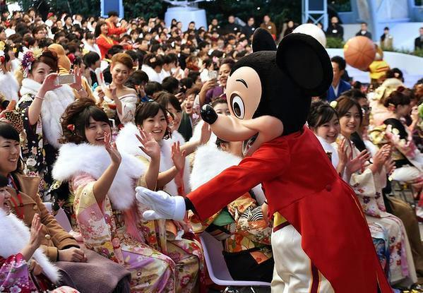 Ngày lễ thành nhân (thành niên) ở Nhật Bản