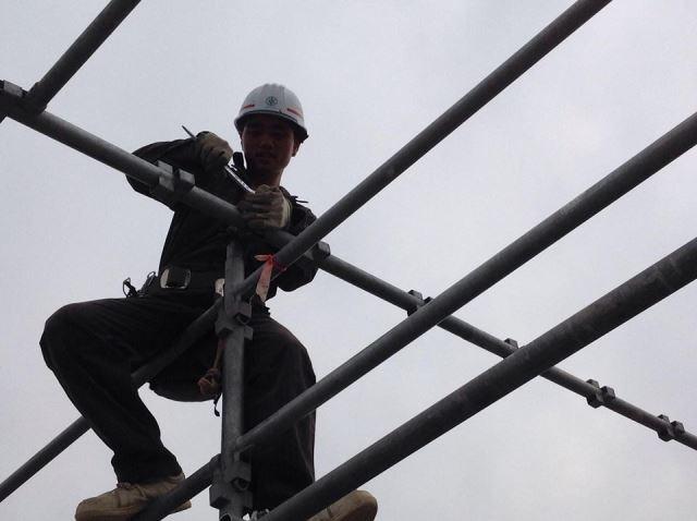 Kết quả hình ảnh cho Tâm sự của bạn trẻ Việt trải lòng về công việc của tu nghiệp sinh giàn giáo ở nhật